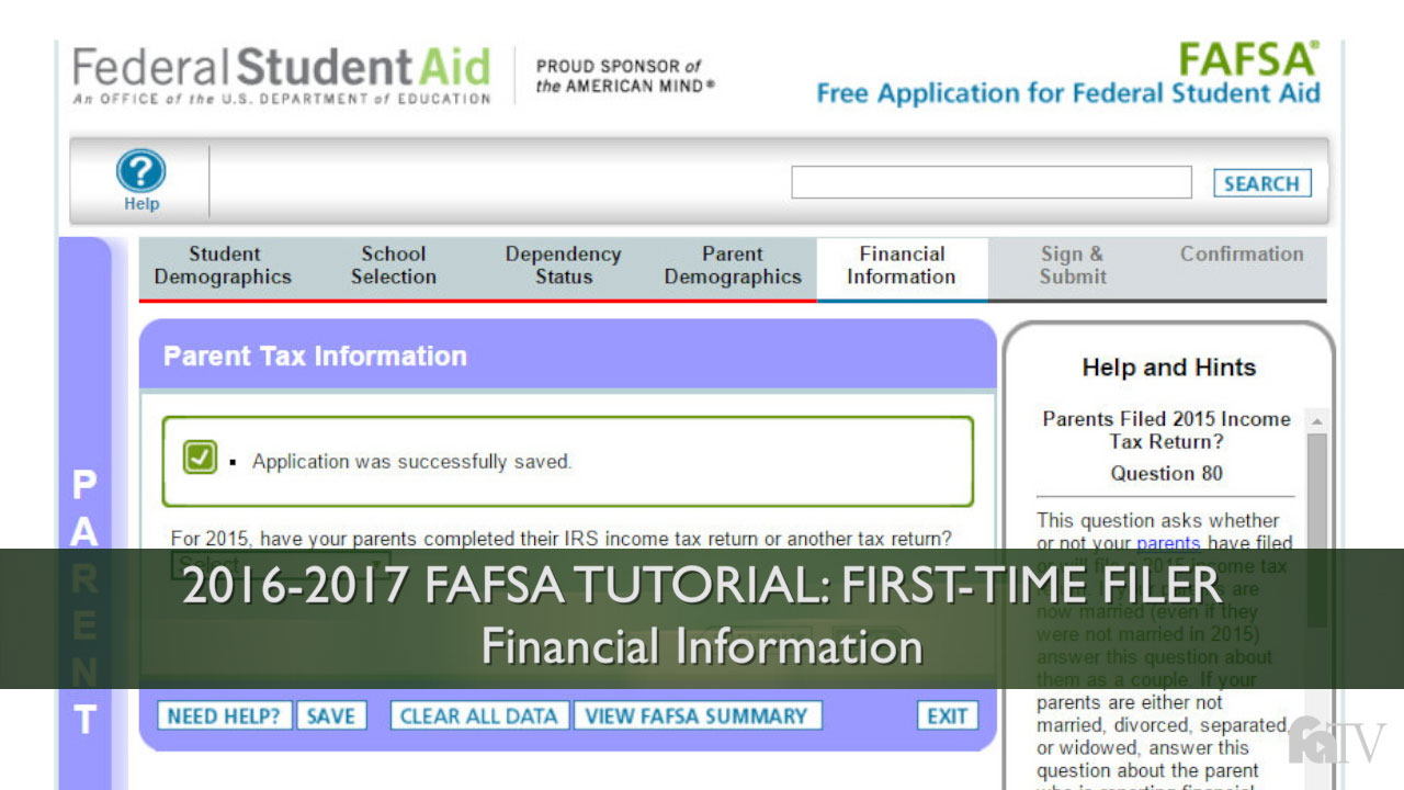 Printables Verification Worksheet Fafsa financial aid timeline for entering undergraduates